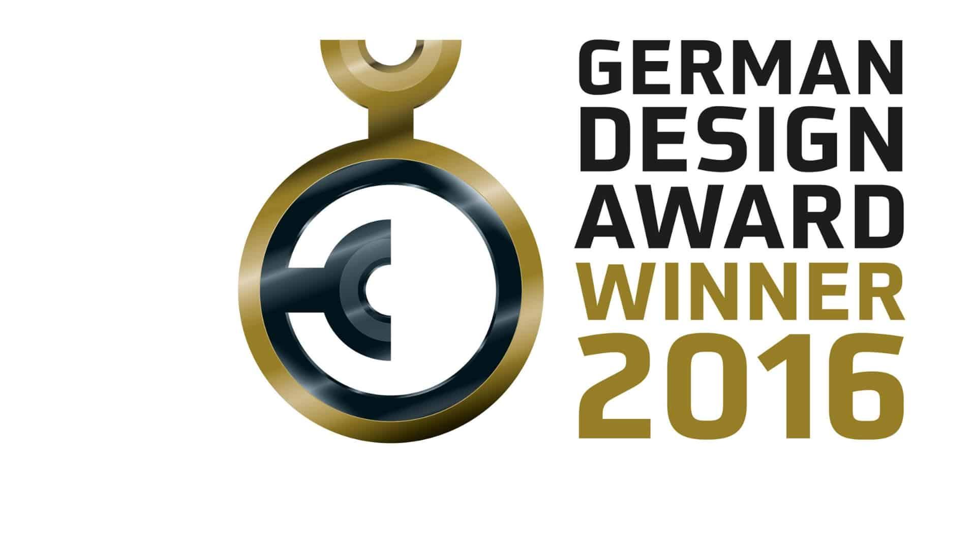 x-root Software GmbH entwickelt den Gewinner des German Design Award 2016!