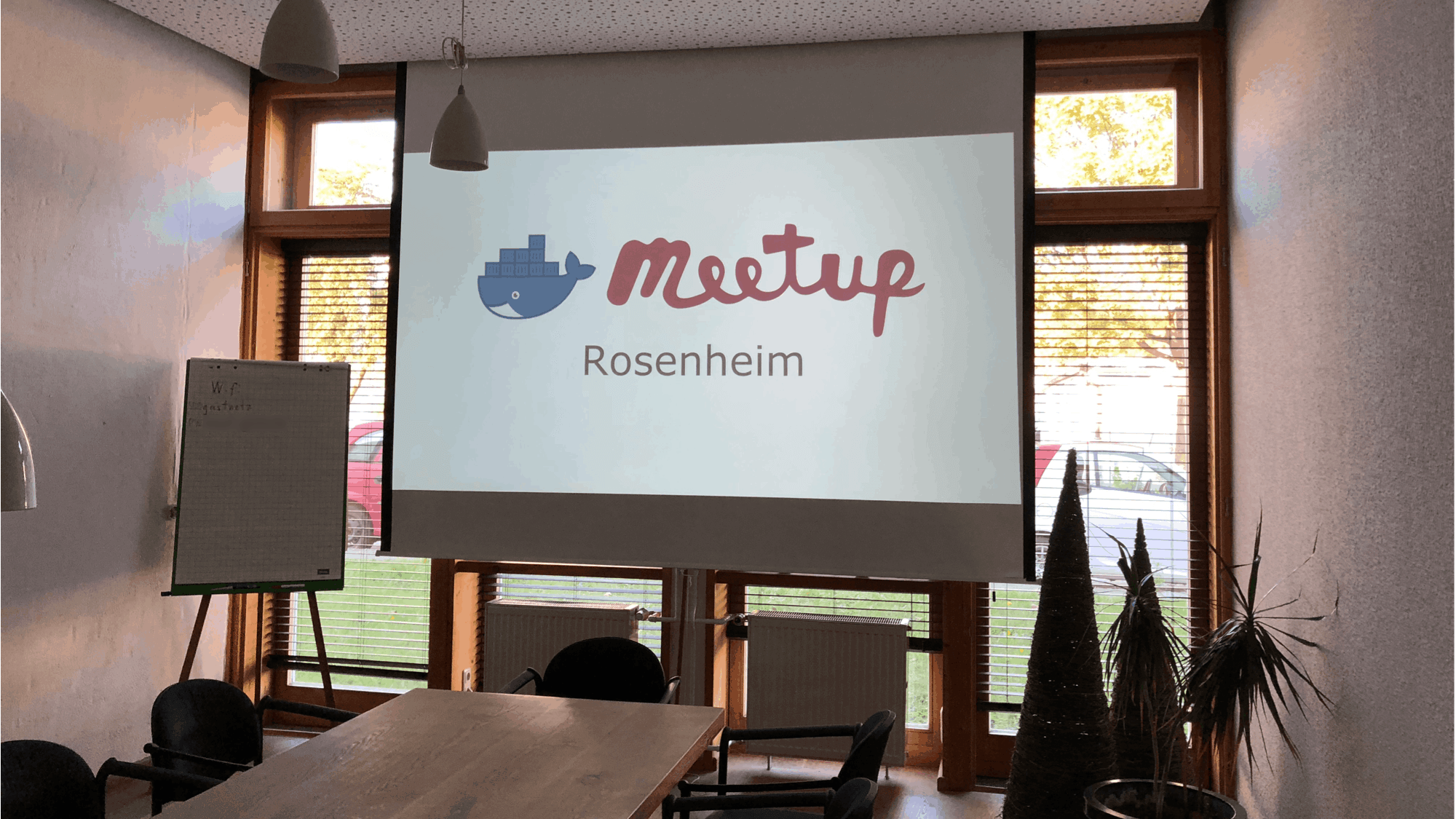 Docker Meetup in der x-root