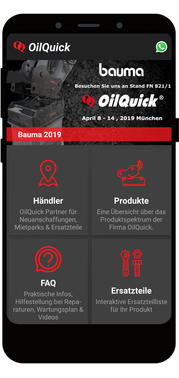 OilQuick App by x-root Software GmbH