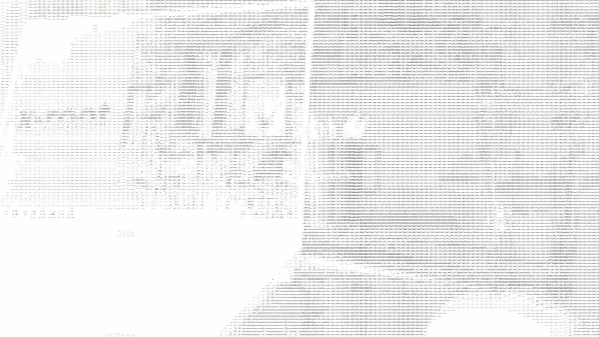 ASCII-Zeichnung x-root