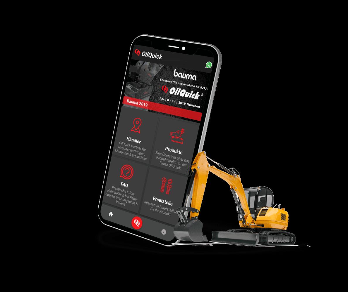 OilQuick App